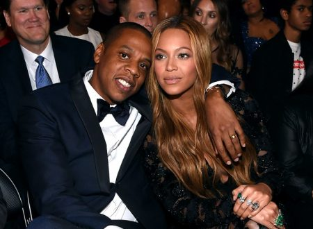 Beyonce and Jay-Z won a very particular prize